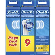 Oral-B Precision Clean 9 Pieces