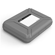 """ORICO 3.5"""" HDD/SSD Protection Box Grey - Hard Drive Case"""
