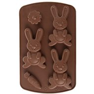 ORION Silicone HARE Form, BROWN - Mould