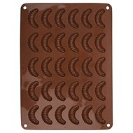 Orion Silicone Crescents Mould 30 Brown - Baking Mould
