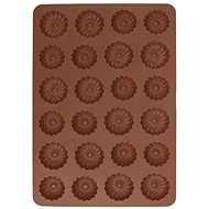 Orion Silicone Wreath Mould 24 Small Brown - Baking Mould