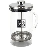ORION Glass/Stainless-Steel  French Press, BD 0.8l