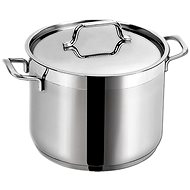 ANETT Stainless-steel Pot, 14l with Lid