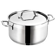 ANETT Stainless-steel Pot with Lid,  8.2l - Pot