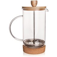 CORK Glass/Stainless steel/Bamboo Cafeteria  Kettle, 1l - Kettle