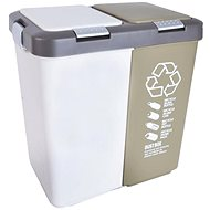 UH DUO DUST Waste Bin 40l - Waste Bin