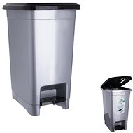 UH waste basket with SLIM pedal 10 l - Waste Bin
