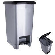 SLIM UH Waste Basket with Pedal, 25l - Waste Bin