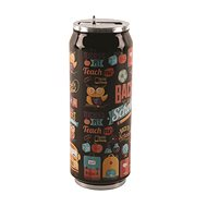 ORION Thermos Can stainless steel 0.5l RETRO