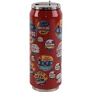 ORION Thermos Can stainless steel 0.5l CIRCLE - Thermos