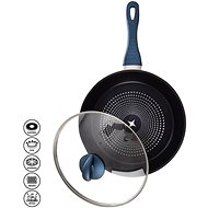 DIAMANT Pan Non-stick Surface 28cm with Lid