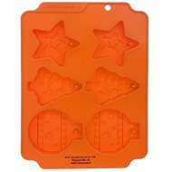 (SUPPORT ITEM) Silicone Form CHRISTMAS 6 - Baking Mould