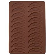 (SUPPORT ITEM) Silicone Form ROLLER 20 BROWN - Baking Mould