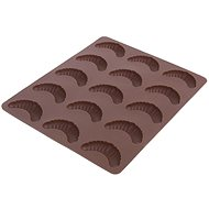 (SUPPORT ITEM) Silicone Form ROLLER 15 BROWN - Baking Mould