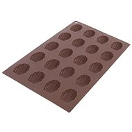 MADELEINE 20 BROWN Silicone Form - Baking Mould
