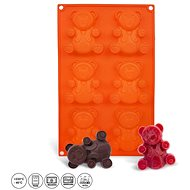 BEARS 6 Silicone Mould - Baking Mould
