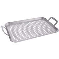 Orion Stainless-steel Perforated Grill Baking Sheet 43x25cm - Baking Sheet