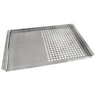 Orion Perforated/Solid  Stainless Steel Grill  40 x 26 x 1,5cm - Baking Sheet