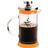 Kettle Glass/Stainless-Steel/Silicone French Press W 1l