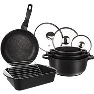 ORION GRANDE 9-piece Cookware Set - Cookware Set