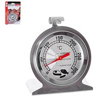 Stainless-Steel Smokehouse Thermometer - Thermometer
