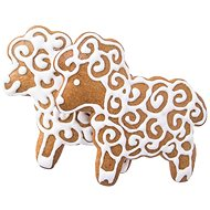 SHEEP Stainless-steel Gingerbread Biscuit Cutters - Cookie Cutter Set
