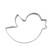 BIRD Stainless-steel Biscuit Cutters - Cookie Cutter Set