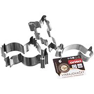 EASTER II. Stainless steel Biscuit Cutters 3 pcs - Cookie Cutter Set