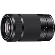 Sony 55-210mm f/4.5–6.3 Black - Lens