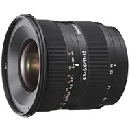SONY 11-18mm f/4.5-5.6 DT - Lens