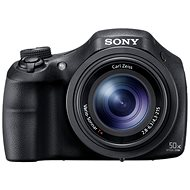 Sony CyberShot DSC-HX350 Black - Digital Camera