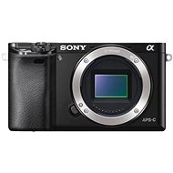 Sony Alpha A6000 Black (body only) - Digital Camera