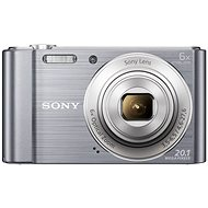 Sony CyberShot DSC-W810 Silver - Digital Camera
