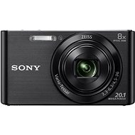 Sony CyberShot DSC-W830B Black - Digital Camera