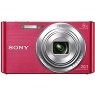 Sony CyberShot DSC-W830 Pink - Digital Camera