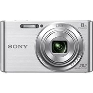 Sony CyberShot DSC-W830 Silver - Digital Camera