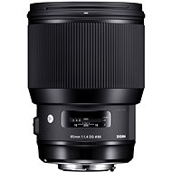 Sigma 85mm f1.4 DG HSM Art for Canon - Lens