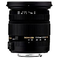 SIGMA 17-50 mm F2.8 EX DC OS HSM for Canon - Lens
