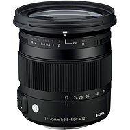 SIGMA 17-70mm f/2.8-4 DC MACRO OS HSM for Sony (Contemporary Series) - Lens