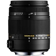 SIGMA 18-250mm f/3.5-6.3 DC Macro OS HSM for Canon - Lens
