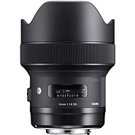 SIGMA 14mm F1.8 DG HSM ART for Canon - Lens