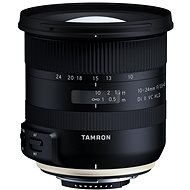 Tamron SP 10-24mm F/3.5-4.5 Di II VC HLD for Nikon - Lens