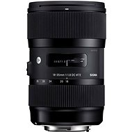SIGMA 18-35mm f/1.8 DC HSM for Canon ART