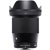 Sigma 16mm f /1.4 DC DN for Olympus / Panasonic (Contemporary Series) - Lens