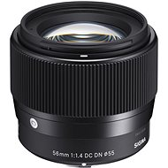 SIGMA 56mm f/1.4 DC DN Sony E (Contemporary series) - Lens
