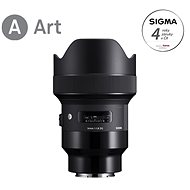 SIGMA 14mm f/1.8 DG HSM ART for Sony E - Lens