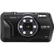 RICOH WG-6 Black - Digital Camera