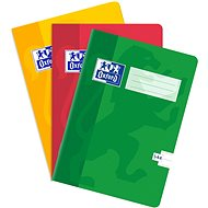 """Oxford A5 """"544"""" Lined, 40 sheets - Set of 3 - Notebook"""