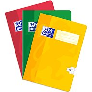 """Oxford A5 """"545"""" Square, 40 sheets - Set of 3 - Notebook"""