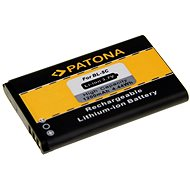 PATONA for Nokia BL-5C 1200mAh 3.7V Li-Ion - Mobile Phone Battery